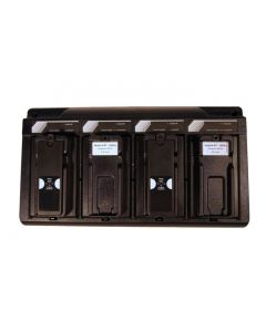 SatStation 4Bay charger for 9555