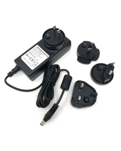 IsatHub AC Power Adapter with 4 universal plugs