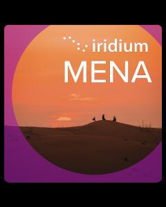 Iridium MENA Prepaid Plan