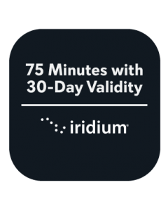 75 Minutes with 30 Day Validity