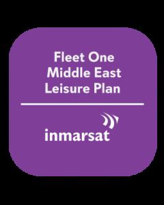 Fleet One Middle East Leisure Plan