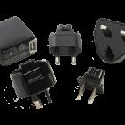 Iridium GO! AC Charger with International Adapters